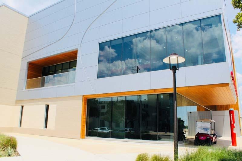 Guy V. Lewis Development Facility
