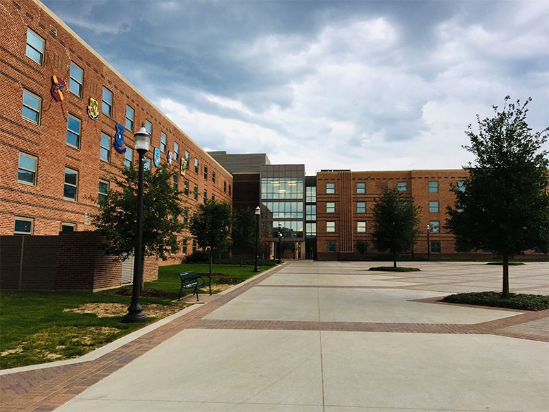 Corps Dorms Additions and Renovations