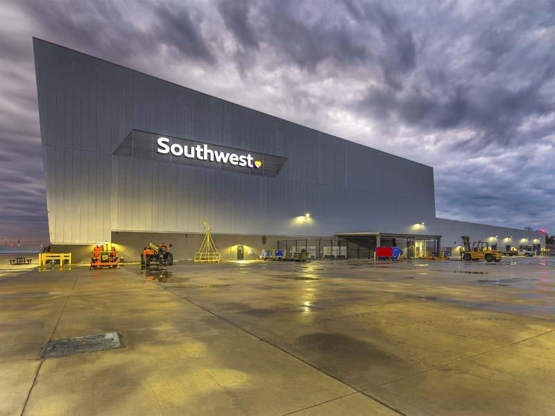 Southwest Airlines Aircraft Maintenance Center