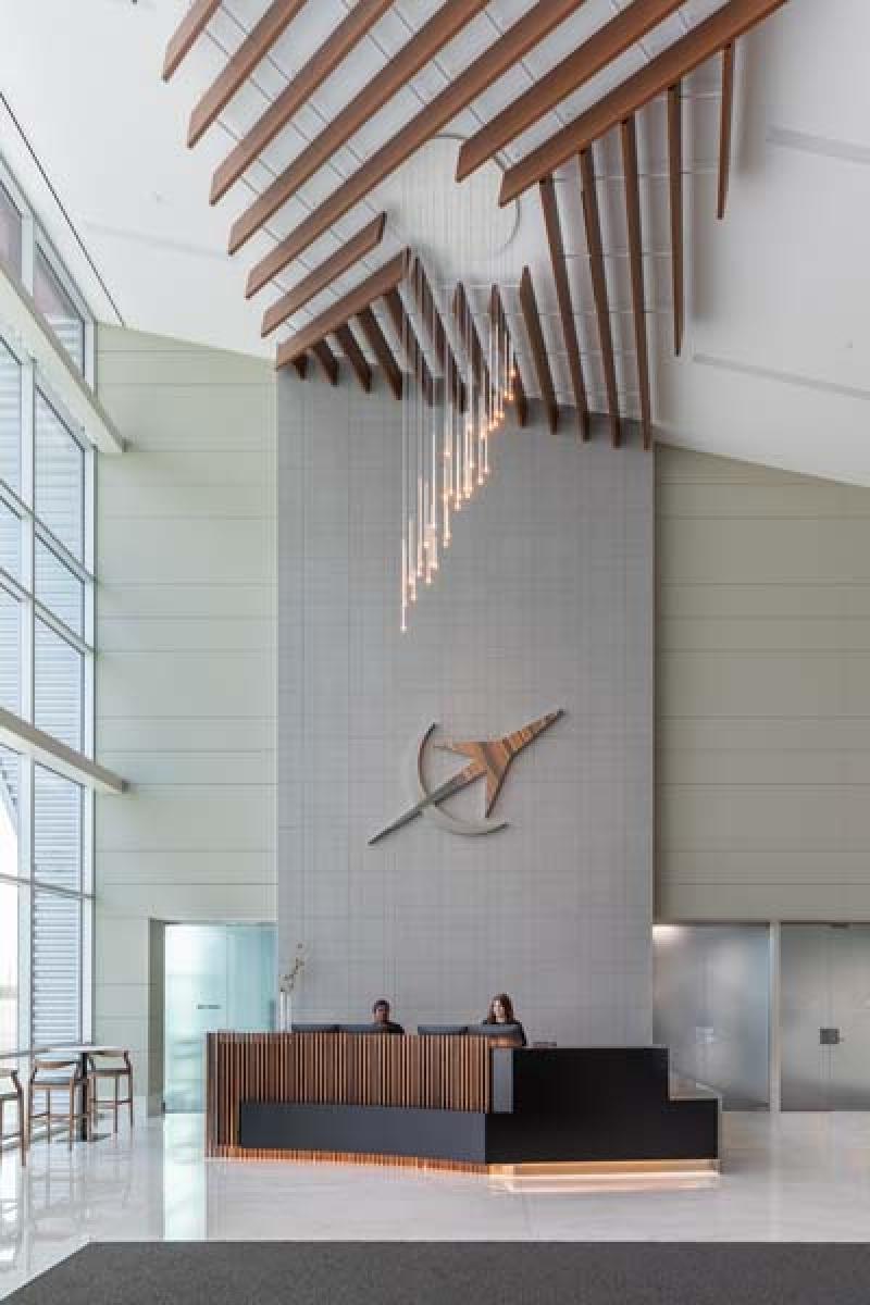 Galaxy Aviation FBO + Hangar Facility