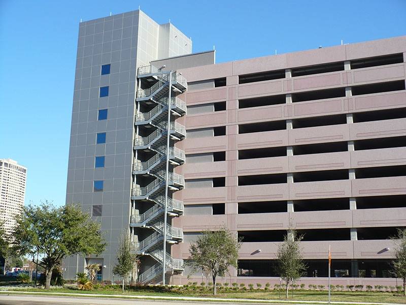 Braeswood Parking Garage