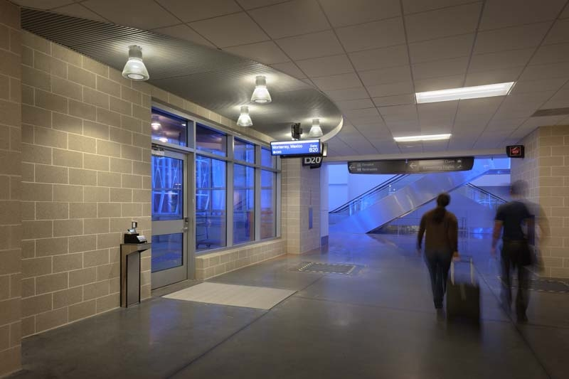 Terminal B South Concourse Replacement