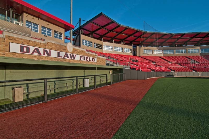 Dan Law Field at Griffin Park Additions and Renovations