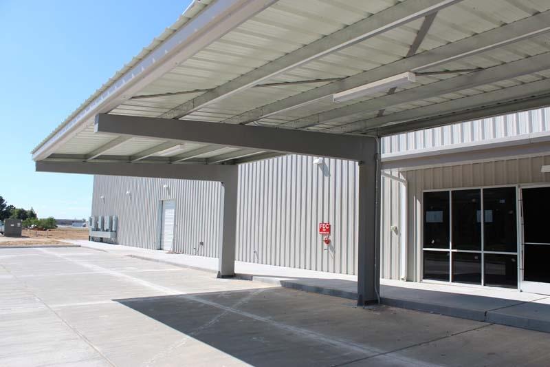 Galaxy Fixed Base Operator (FBO) Hangars